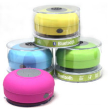 Wireless Waterproof Shower Mini Speaker with Suction Cup