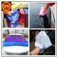Toalha de microfibra para lavagem de carros / turbante de cabelo / mão / rosto / esporte / ginásio / banho / praia com toalha de micro fibra