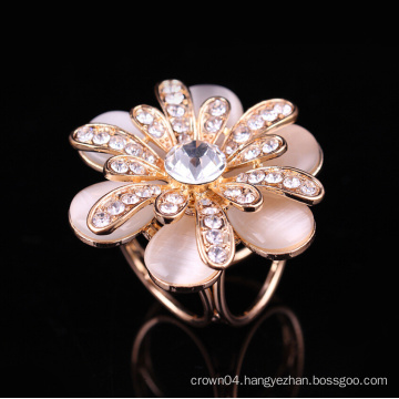 New fashion woman dress flowers brooches
