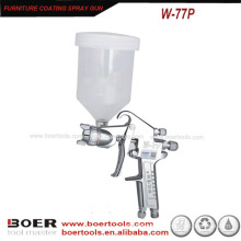 Good Quality Spray Gun with plastic cup W-77P