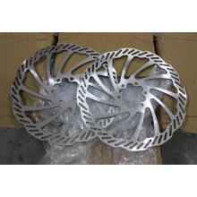 Rotor de bicicleta de rotor de freio de bicicleta de 180mm 203mm Rotor MTB com parafusos