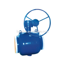 BGQ61F Series all welded type ball valve