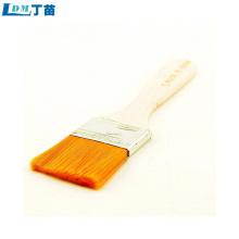 Pincel de pintura redondo de cerdas duráveis de fornecimento de fábrica