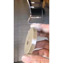 Mask machine usage 50x17.69x6.5mm piezo ceramic ring