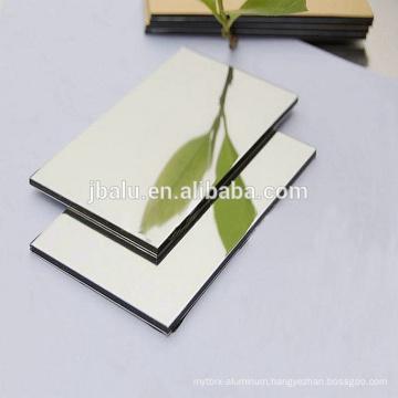 Mirror aluminum sheet 5005/1070 for decorative lighting