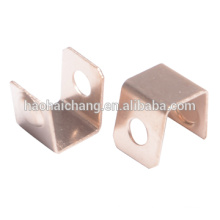 Dispositif de communication par électrodéposition par pression de métal, shrapnel