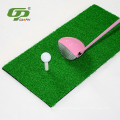 Golf Training Aid Hitting Mats Practice with Tee Holder