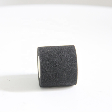 Solid ink rolls color ink roller Black Hot Ink Roll for Dating Printing on Plastic Paper