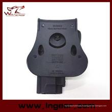 IMI Defense polímero retención Roto funda y doble funda revista cabe Beretta 92/96/M9 todo en una funda