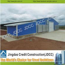 Construção galvanizada da construção de aço da placa de aço da cor