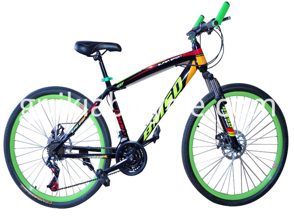 MTB bicycles