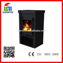 Fournisseur d'usine de cheminée en bois de designer indépendant WM-HL203-700