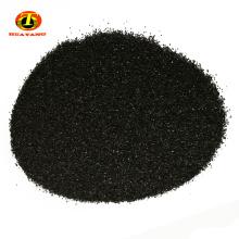 Charbon de charbon actif granulé carbone noir prix par tonne