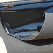 PU Patent Leather Synthetic Material Manufacturer