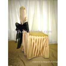 Cubierta de la silla de moda