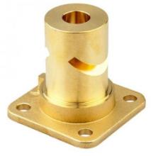 Brass Precision Machining Adapters
