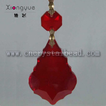 DX02 rote Farbe Chandelier Drop
