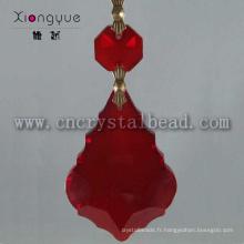 pièces en verre cristal light lustre cristal garland