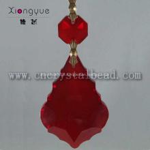 Cor vermelho DX02 candelabro cair