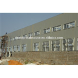 prefabricated panel house steel prefab warehouse
