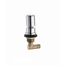 Brass 4 piece a group shower room spout fittings