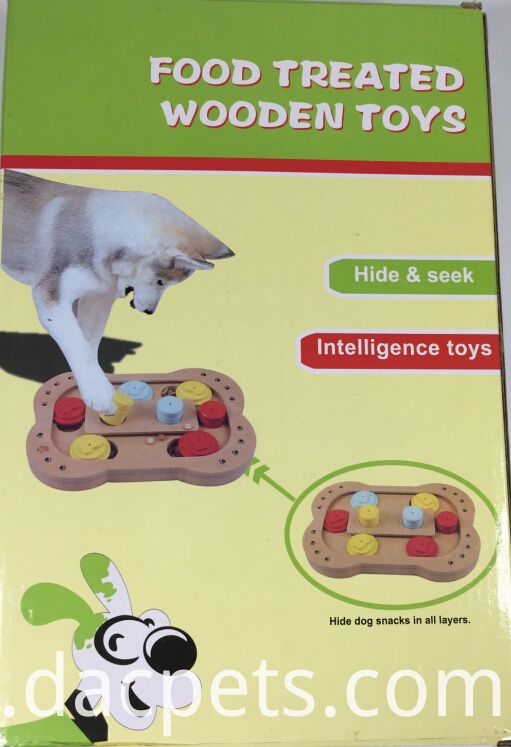 wooden toy for Dogs