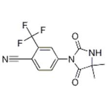 4-(4,4-DiMethyl-2,5-dioxoiMidazolidin-1-yl)-2-trifluoroMethylbenzonitrile CAS 143782-20-1