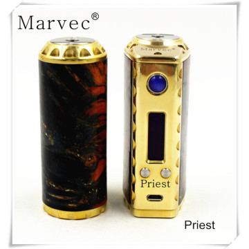Priest vape box mod tegangan ecigs E Rokok