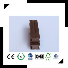 40*25 China Factory Hot Sale Wp Keel, WPC Beam, WPC Joist, Wood Plastic Composite Keel for WPC Decking