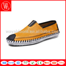 Оптовик мужская кожаная повседневная обувь дубай обувь
