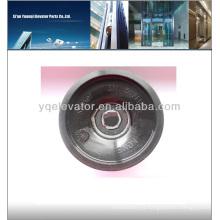KONE escaleras mecánicas de la rueda de 61 mm de espesor 34 mm de diámetro redondo KM5071160H01 diámetro interior 10 mm
