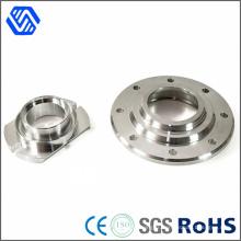 Le tour de machine en métal fait sur commande de précision partie des pièces de rechange de commande numérique par ordinateur d'acier inoxydable