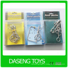 Chine Wholesale Metal Ring Puzzle
