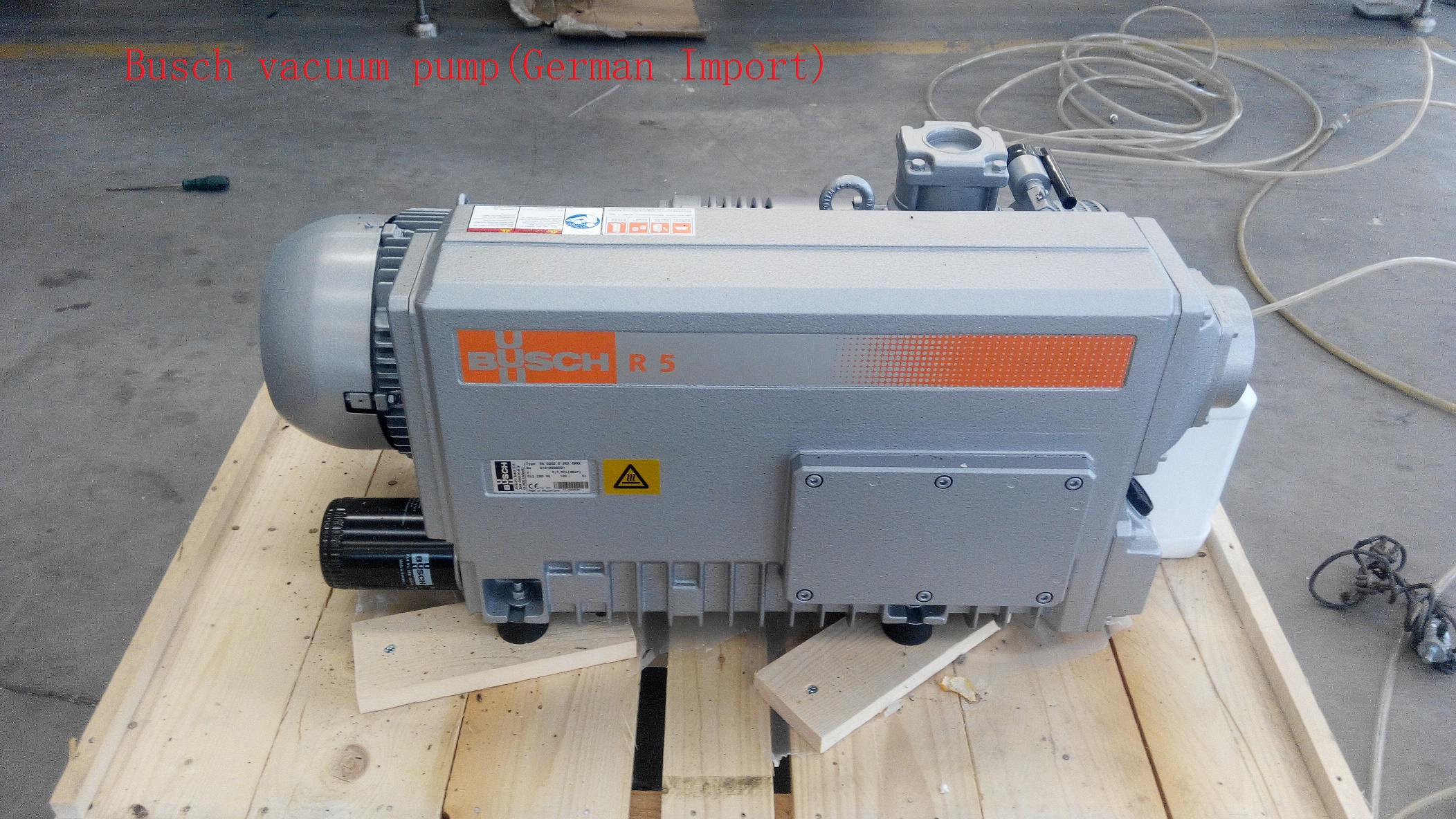 Vacuum Packing Machine for Manufactured Merchandise