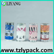 Cute Cartoon Character, Heat Transfer Film for Plastic Cup
