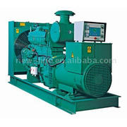 New Line Diesel Generator Sets Powered by Dongfeng Cummins 4B Series