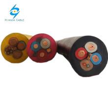 Câble et câble en caoutchouc silicone souple IEC VDE BS ho7rn-f