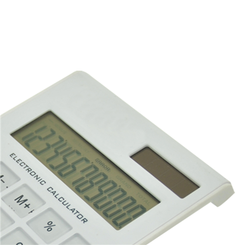solar panel desk calculator