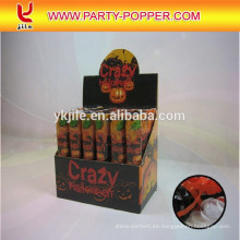 20CM Halloween Party Poppers
