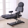 Professional Multifunction hydraulic tattoo chair tattoo bed