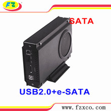 USB 3.5 SATA HDD Enclosure With Fan