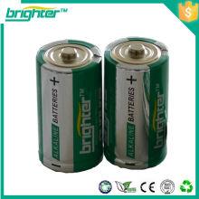 Bateria alcalina lr14 um2 c tamanho