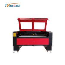 Machine de gravure de découpe laser avec caméra CCD