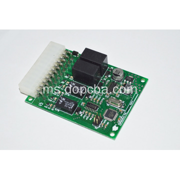 Double Sided Multilayer FR4 94v0 ROHS PCBA Board