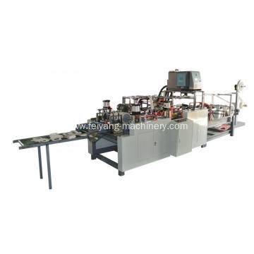 flat rope handle machine