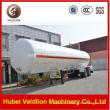 2-Achsen-LPG-Tankanhänger / Tank-Sattelanhänger mit einer Kapazität von 40 cbm