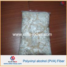 Durabilité sous des charges thermiques de fibres d'alcool polyvinylique