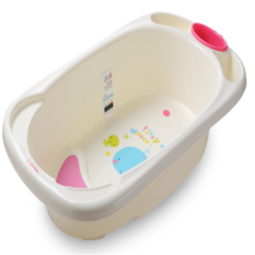 Safety Baby Bath Tub Plastik Besar Ukuran Besar