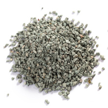 La zeolita utilizada en el tratamiento del agua elimina el amoníaco y el nitrógeno