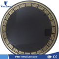 Black Ceramic Glass/Fireplace Ceramic Glass/Induction Cooker Ceramic Glass